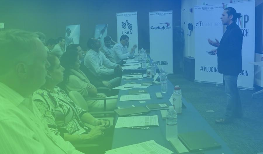 FinTech Selection Day 2015