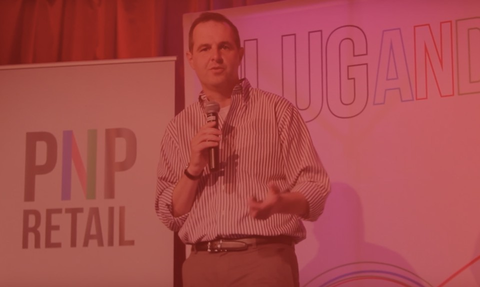 CEO of Lending Club, Renaud Laplanche, Keynotes at our EXPO
