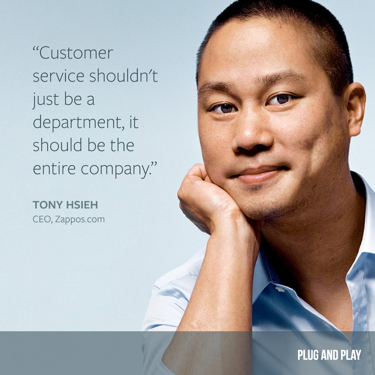 tony hsieh 2016-3-4  tony hsieh has always cared deeply about the human side of work he wrote a book called delivering happiness, which asserted that employee satisfaction is.
