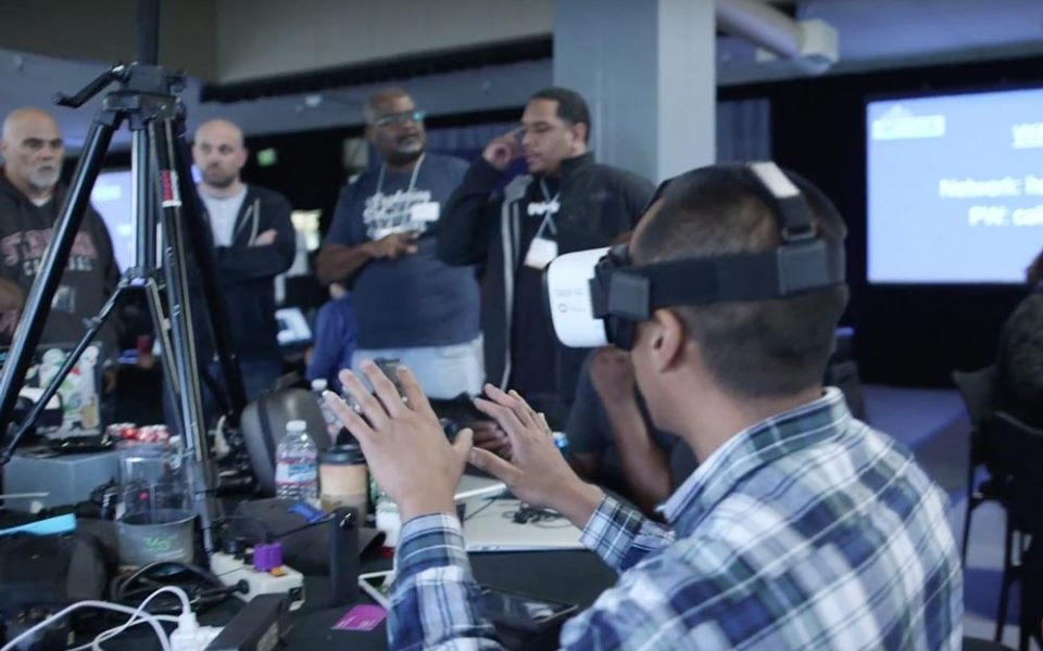 We Co-hosted the NBCUniversal Silicon Valley Hackathon