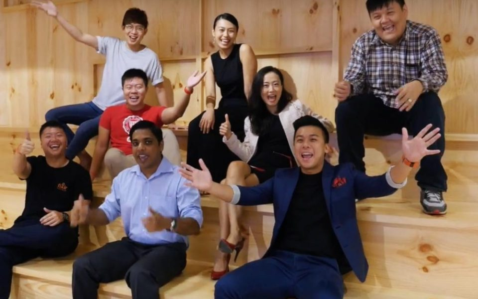 SPH Plug and Play Welcomes Batch 2 to Singapore Office
