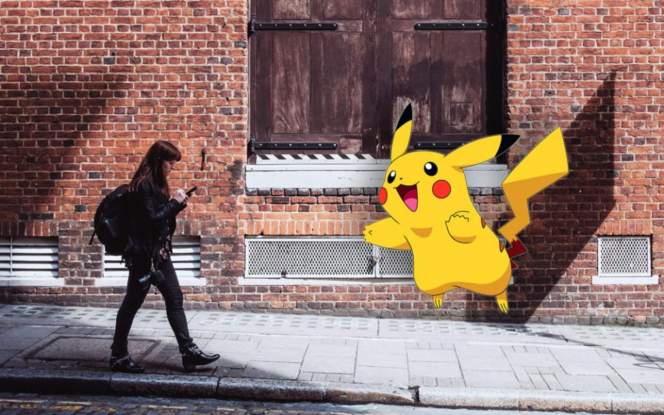 What Facebook Can Tell Us About Pokémon Go's Ridiculous Success