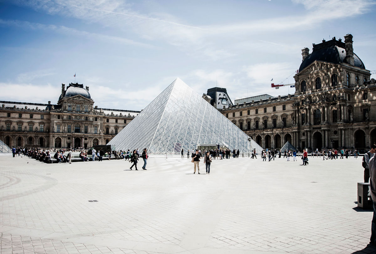 We've launched an accelerator in Paris