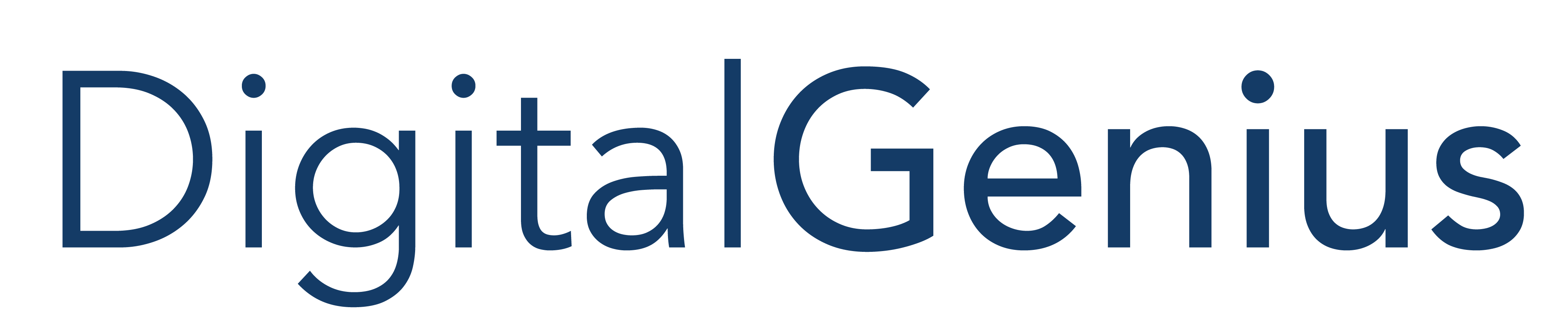 Image result for DigitalGenius logo