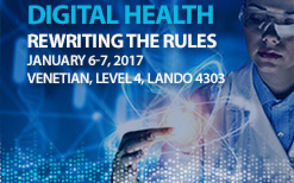 Digital Health Summit CES 2017
