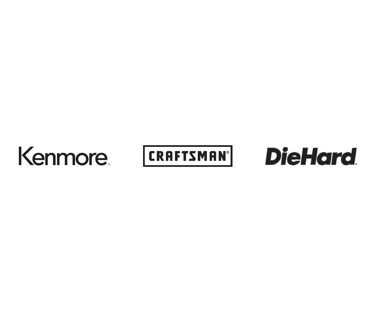 Kenmore, Craftsman, Diehard