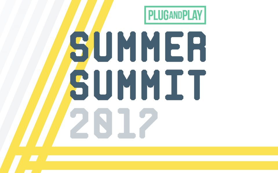 Plug and Play Summer Summit