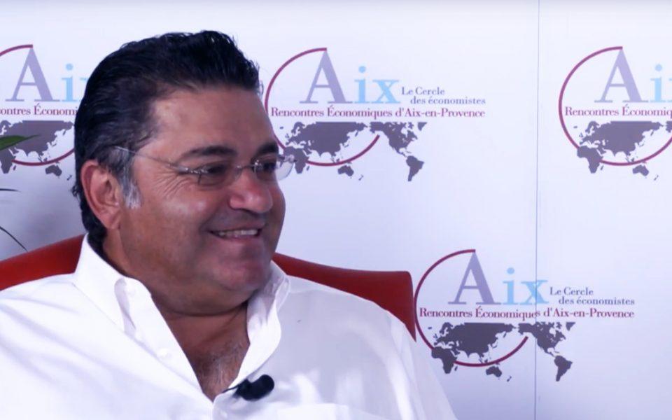 Our CEO's Interview at Rencontres Économiques d'Aix-en-Provence 2017