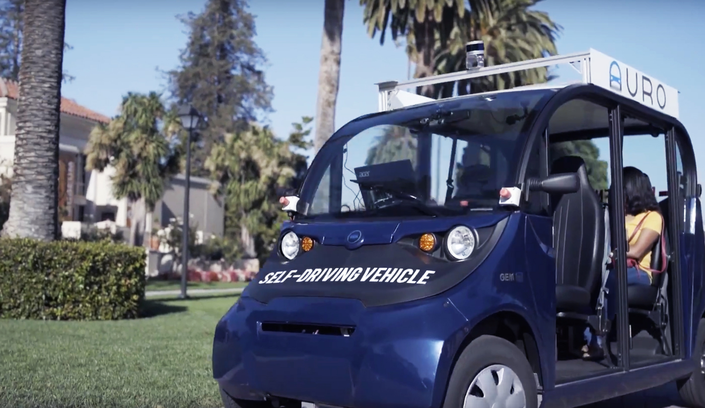How Auro Are Pushing the Frontiers of Self-driving Cars