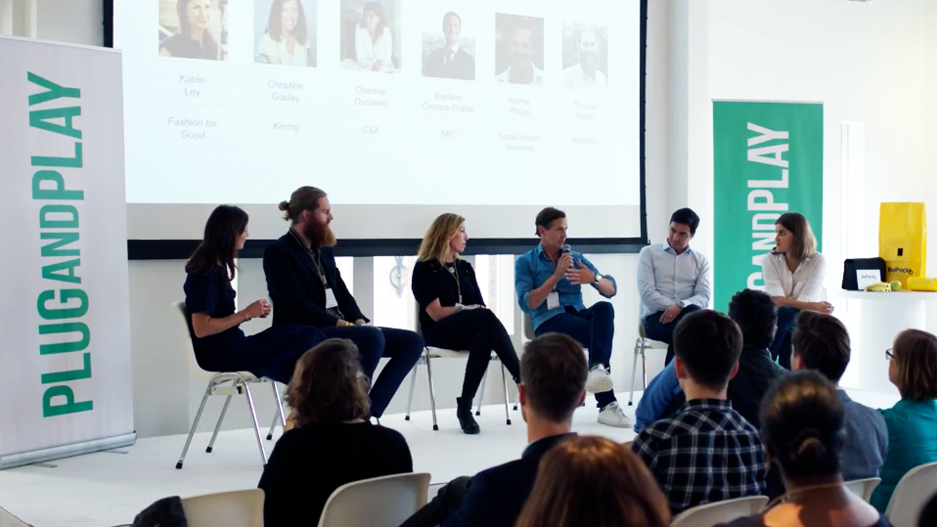 Welcome in the Second Batch of Plug and Play–Fashion for Good Startups