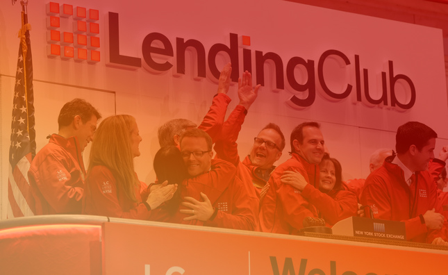 Lending Club NYSE Bell Ringing